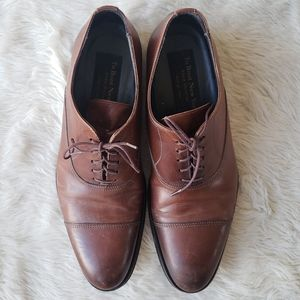 Mens oxford To boot New York 8 brown